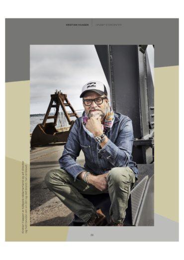 Interview Kristian Haagen