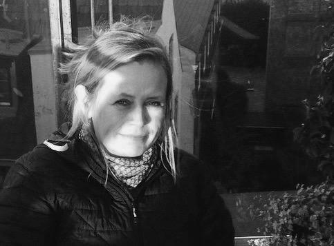 Journalist Kitt Andersen *