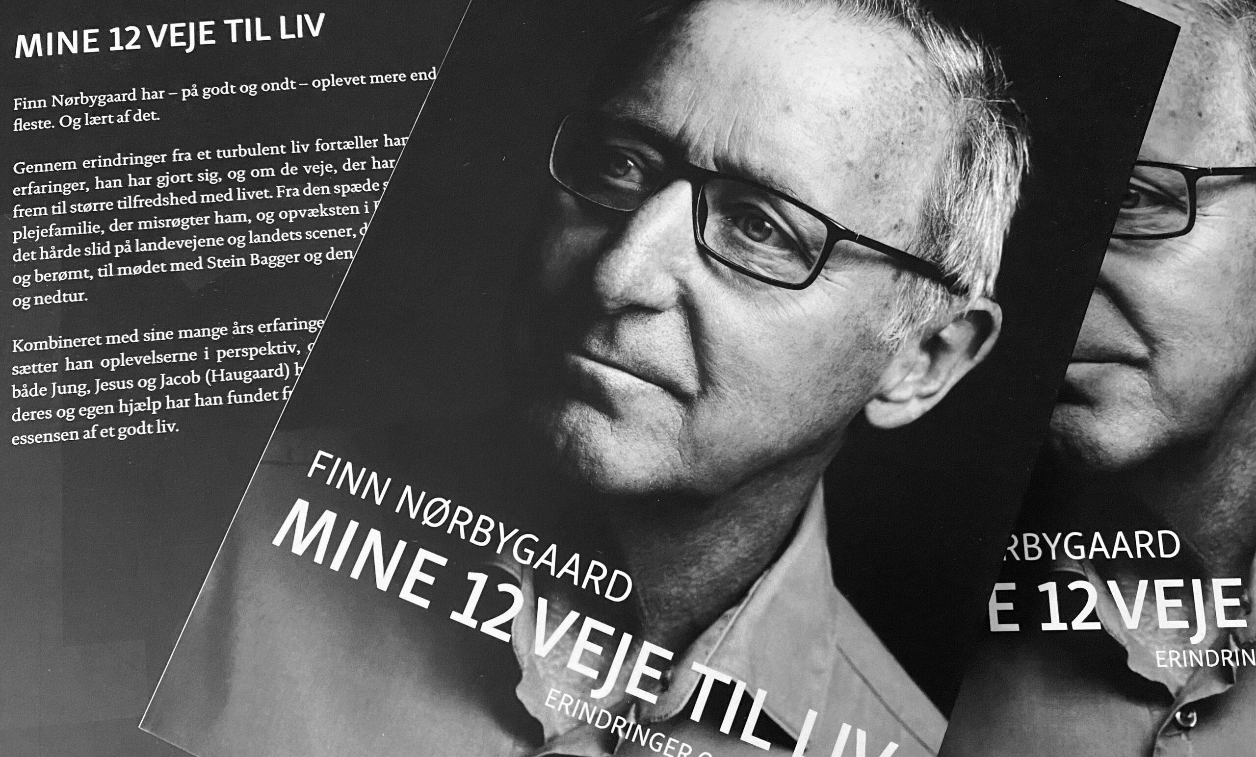 Mine 12 veje til liv – Finn Nørbygaard